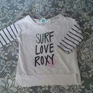 Roxy Shirt Size 5